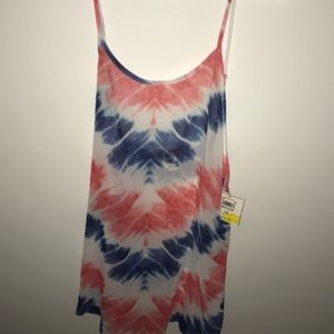 Other - Tie Die Swim Cover up